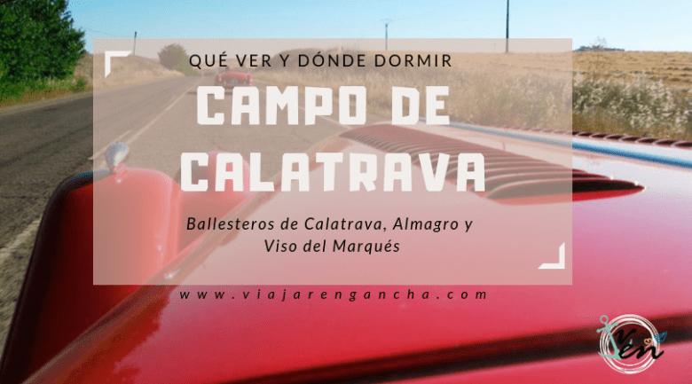 CAMPO DE CALATRAVA