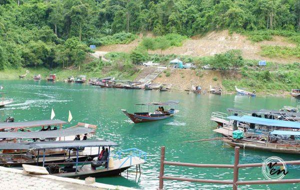 khao-sok-boats