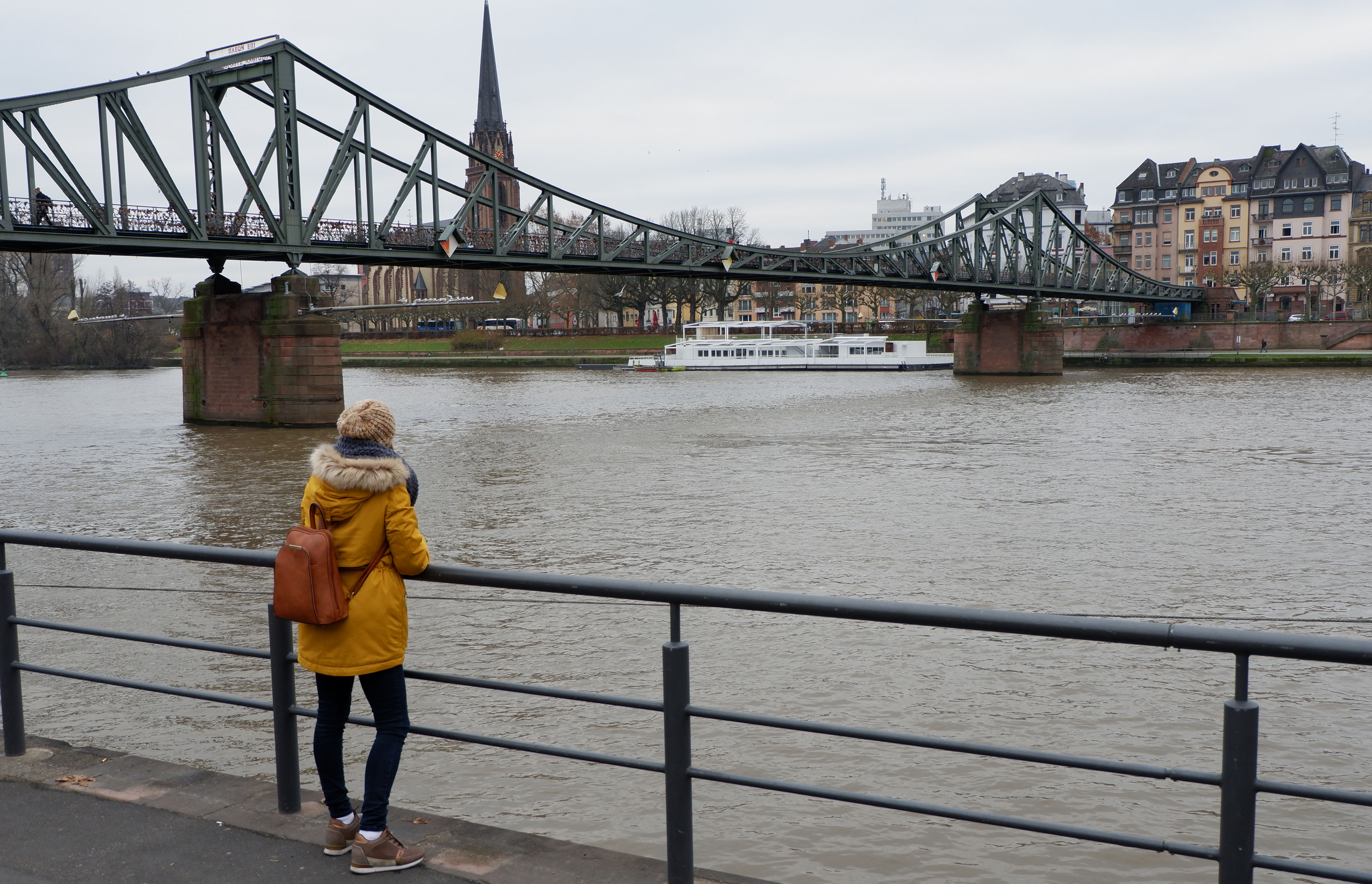 Frankfurt qué ver
