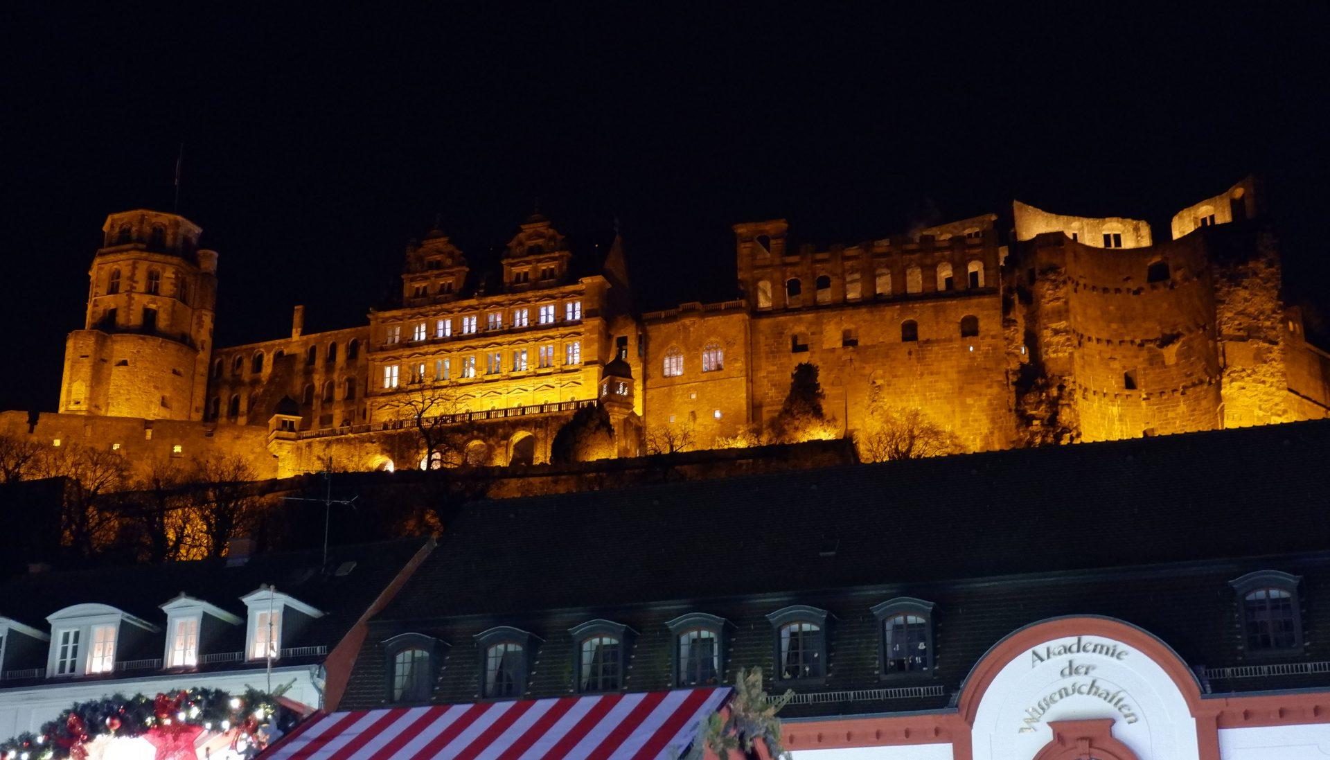 Heidelberg, ciudad de ensueño