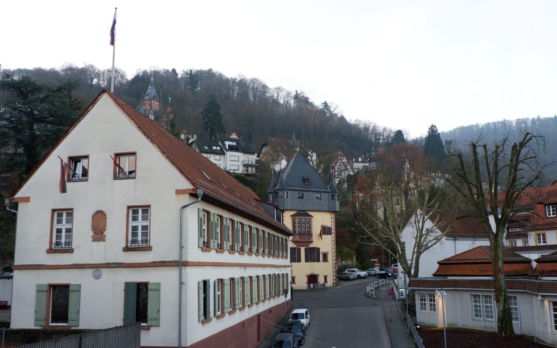 Heidelberg ciudad de ensueño