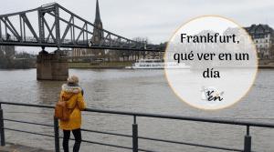 Frankfurt, qué ver en un día