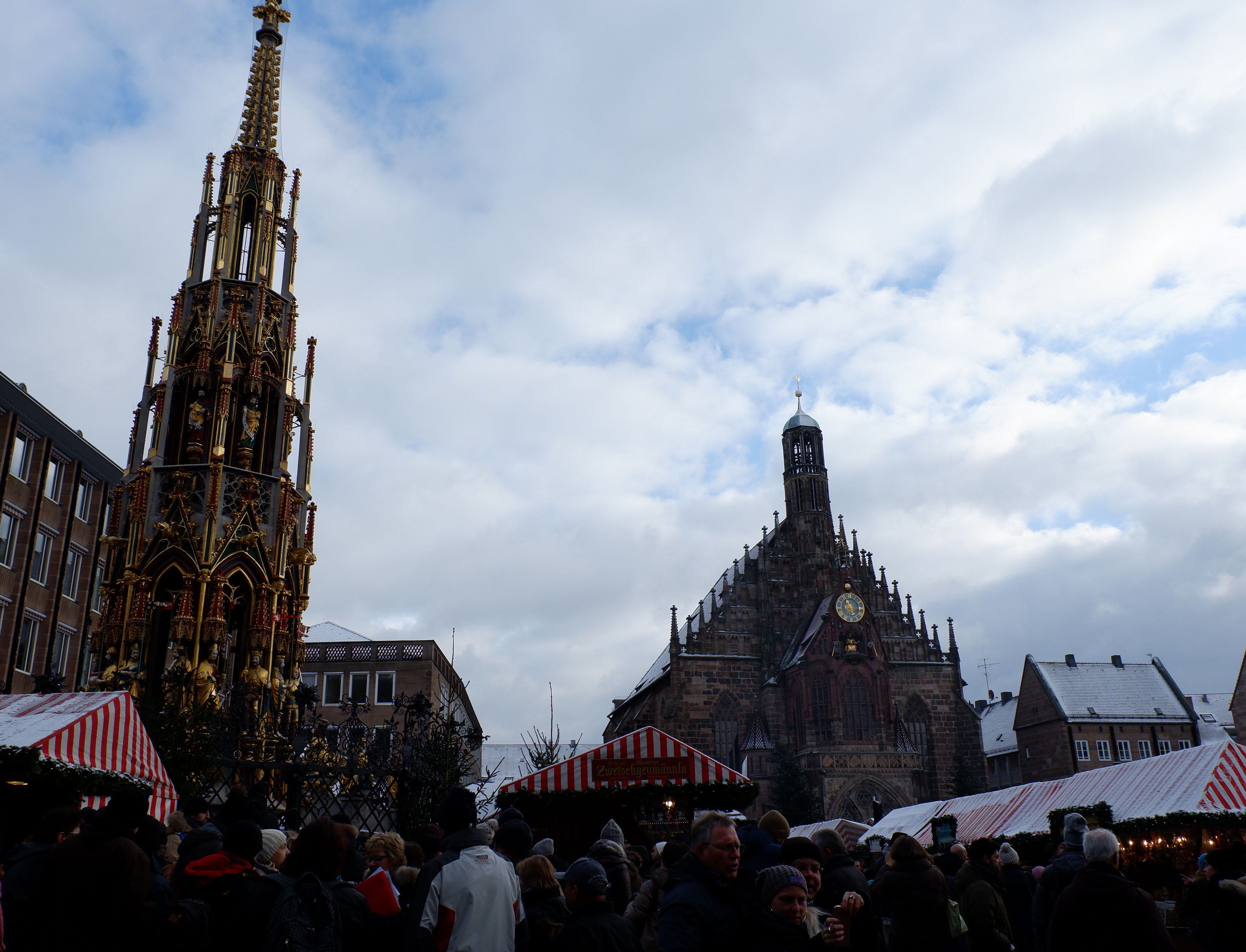 Mercados navideños de Núremberg