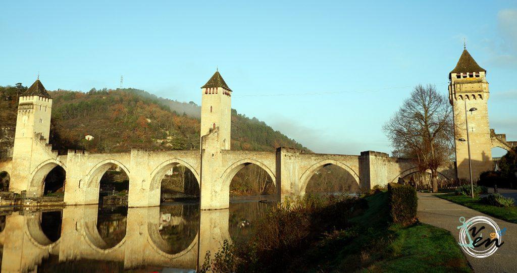 Puente Valentré. Cahors