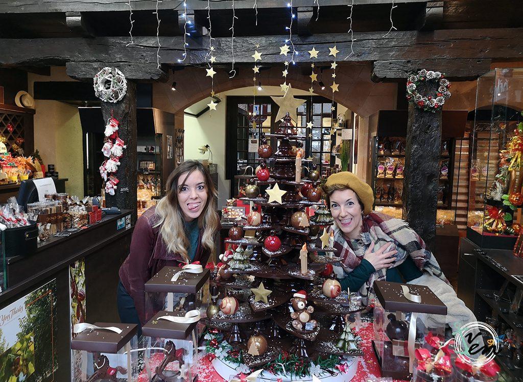 Museo del Chocolate en Cordes sur Ciel