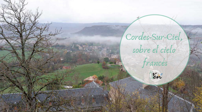 Cordes-Sur-Ciel, sobre el cielo francés