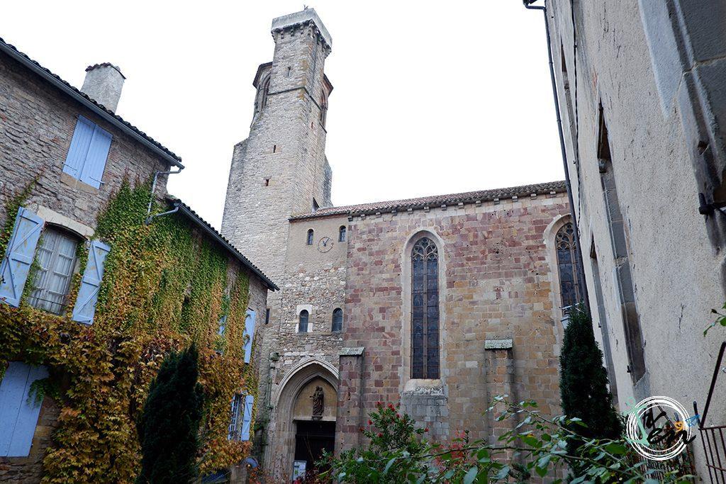 Iglesia Saint-Michel, Cordes sur Ciel