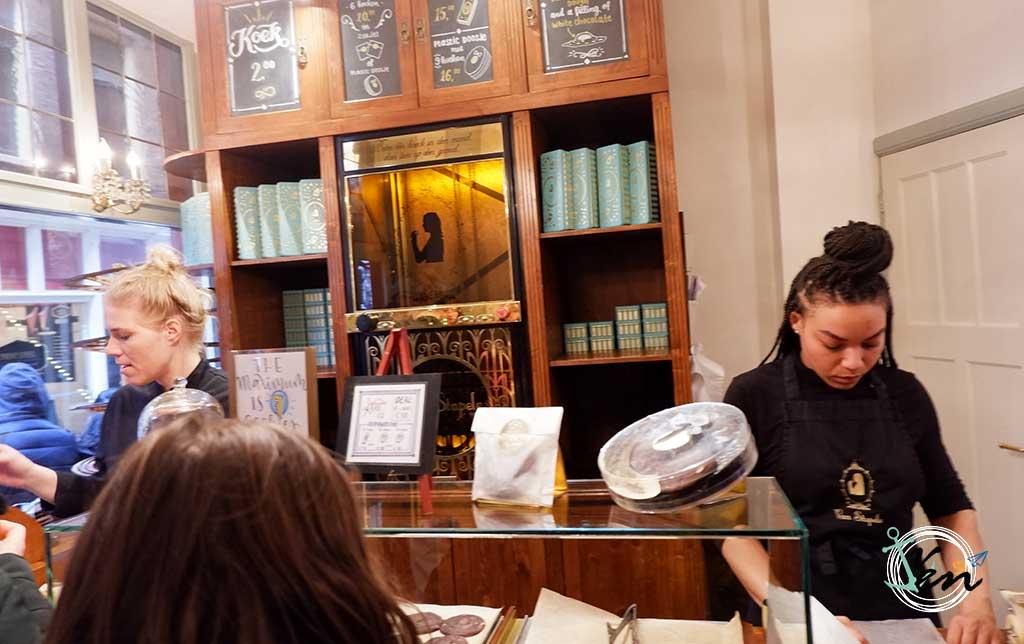 tienda galletas amsterdam