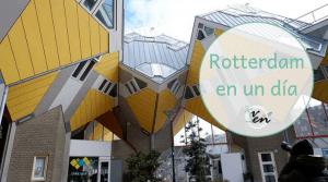 Rotterdam en un día