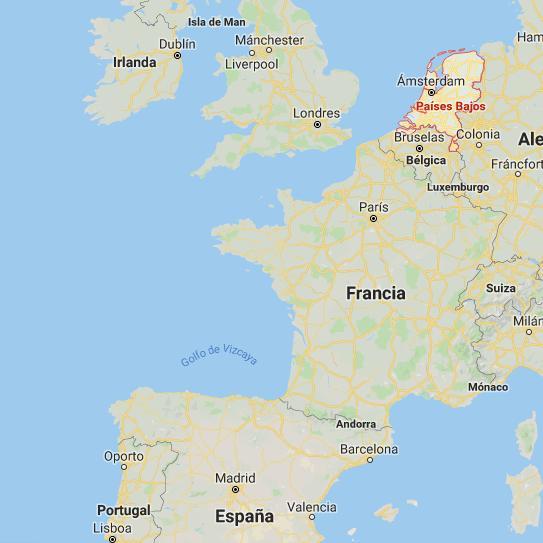 road trip países bajos