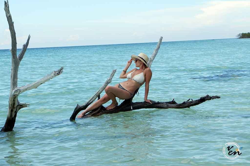 Cayo Jutías, playa paradisíaca en Cuba