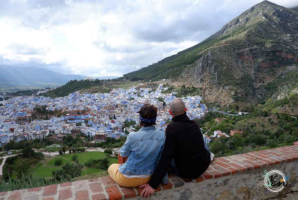 Día 1 en Chaouen, el pueblo azul de Marruecos