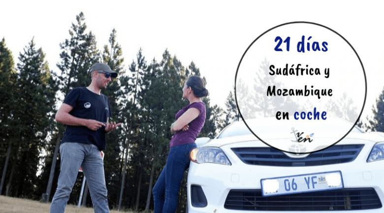 21 días Sudáfrica Mozambique en coche