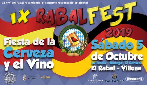 Rabalfest en Villena