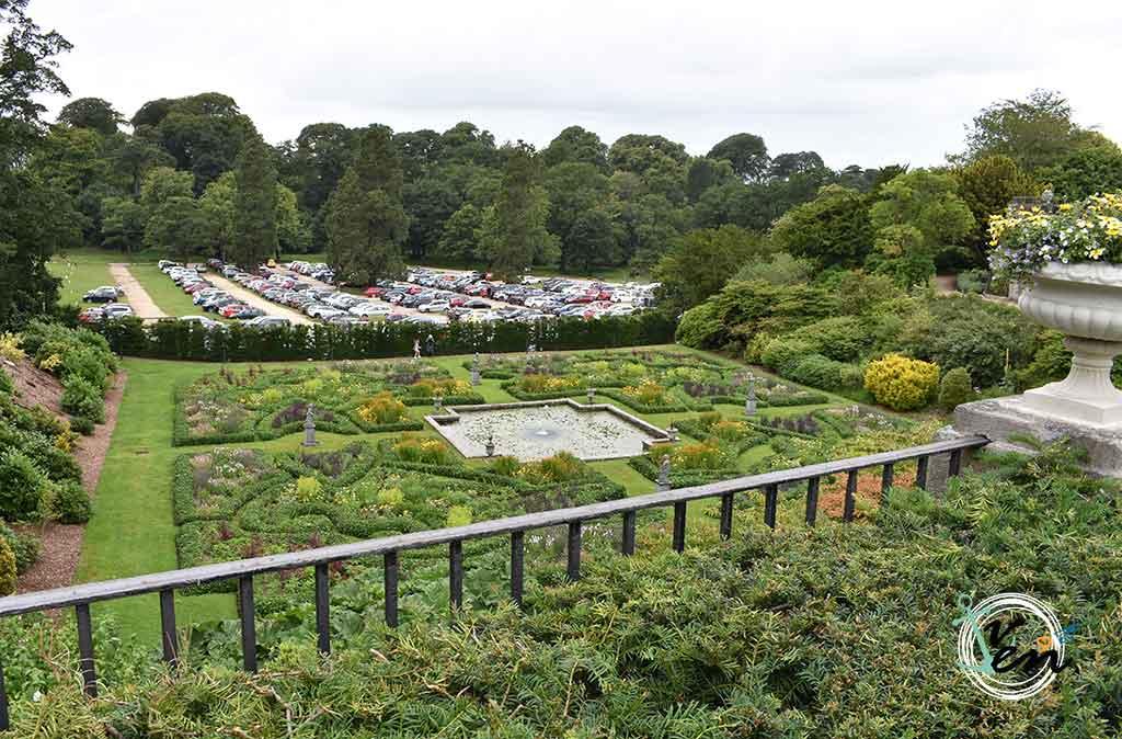 Visita a Lyme Park (Disley)