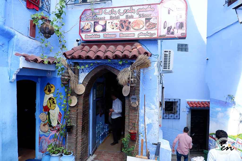 Dónde comer y dónde alojarse Chaouen
