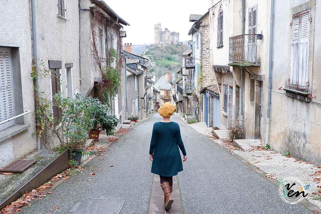Qué ver en Najac. Midi-Pyrénées