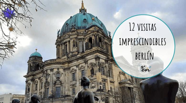 12 visitas imprescindibles berlín