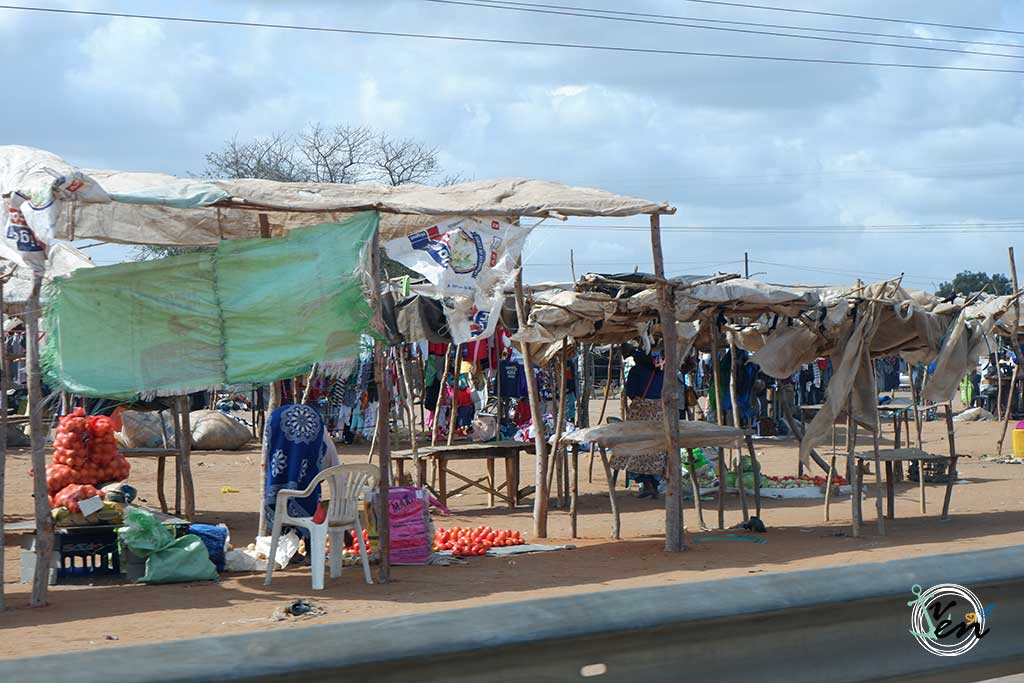 cruzar frontera sudáfrica mozambique