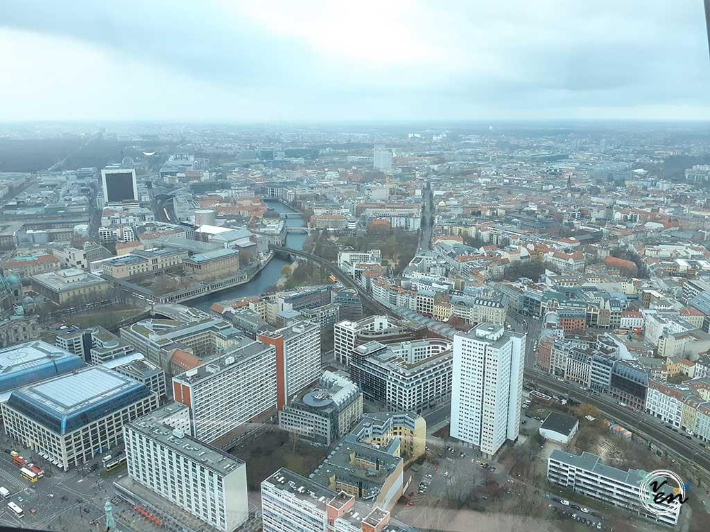 12 visitas en berlín