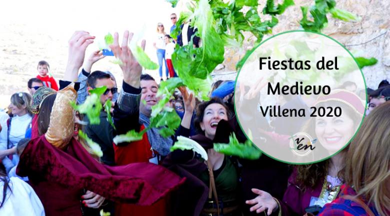 fiestas del medievo villena 2020