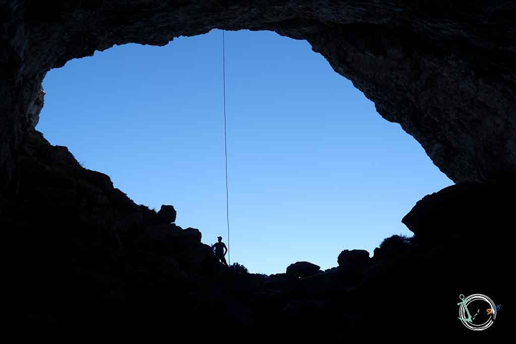 cómo llegar a la cova de la cendra