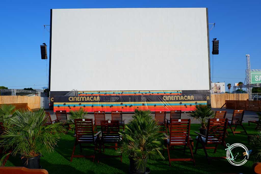 CinemaCar Alicante