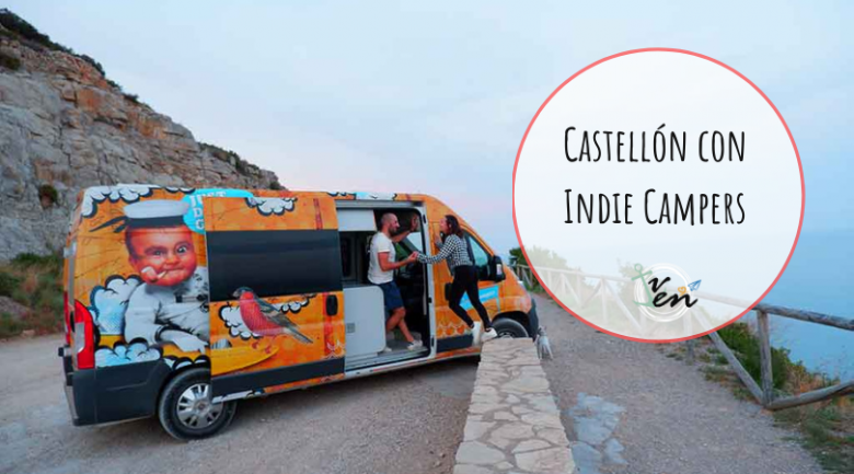 Recorrer Castellón con Indie Campers
