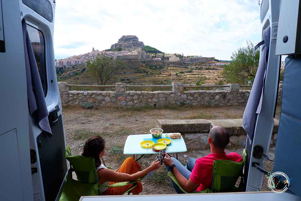 recorrer castellón con Indie Campers