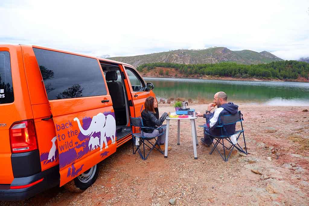 Ruta campervan Valencia