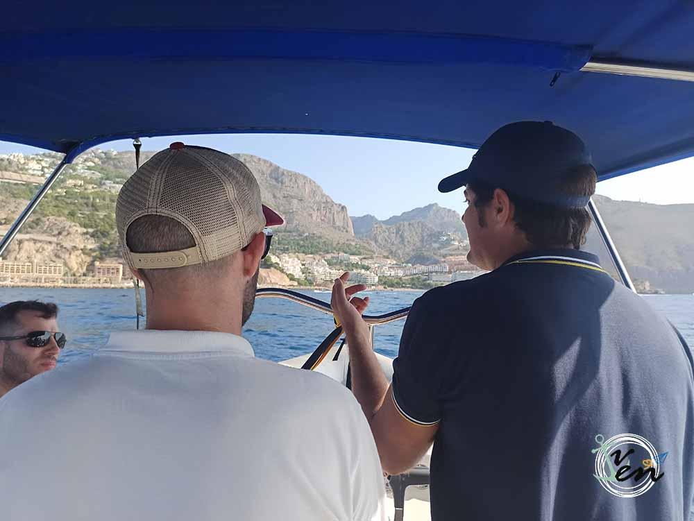 obtener Licencia de Navegación con Acronáutica